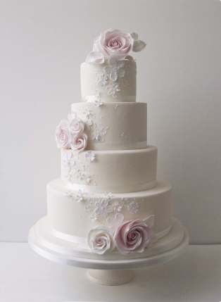 Shop wedding cakes cameron rose wedding cake junglespirit Images