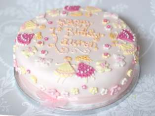 Buy Special Occassion Party Cakes Online Edinburgh Glasgow