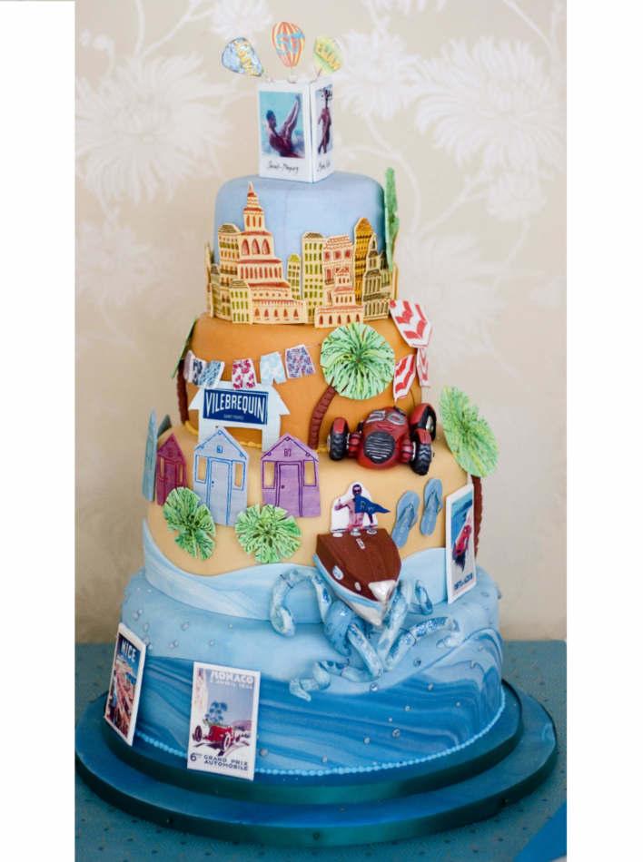 Custom Birthday Cake Edinburgh Image Inspiration of Cake and