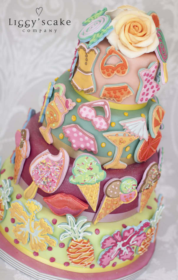 Personalised Birthday Cakes 18th Birthday Cakes