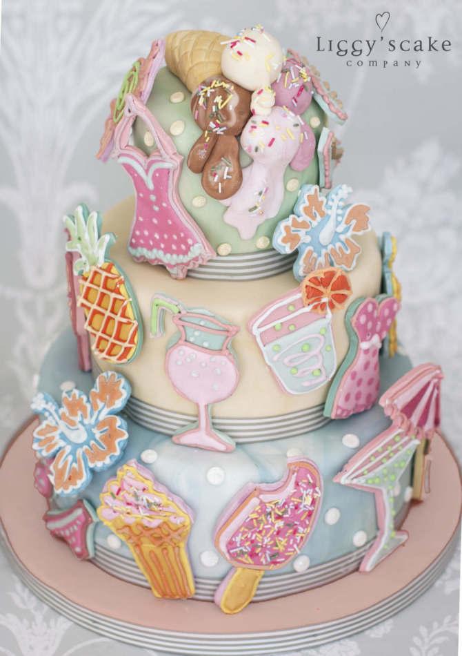 Birthday Cakes Edinburgh ~ Personalised birthday cakes th edinburgh glasgow