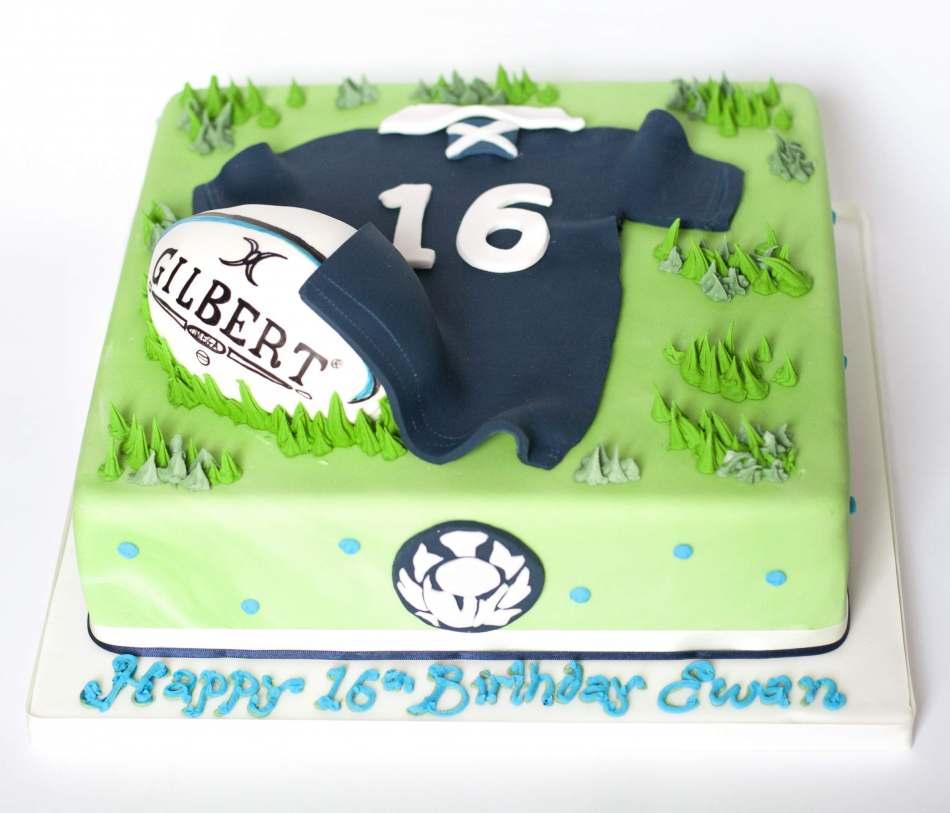 Themed Birthday Cakes For Men