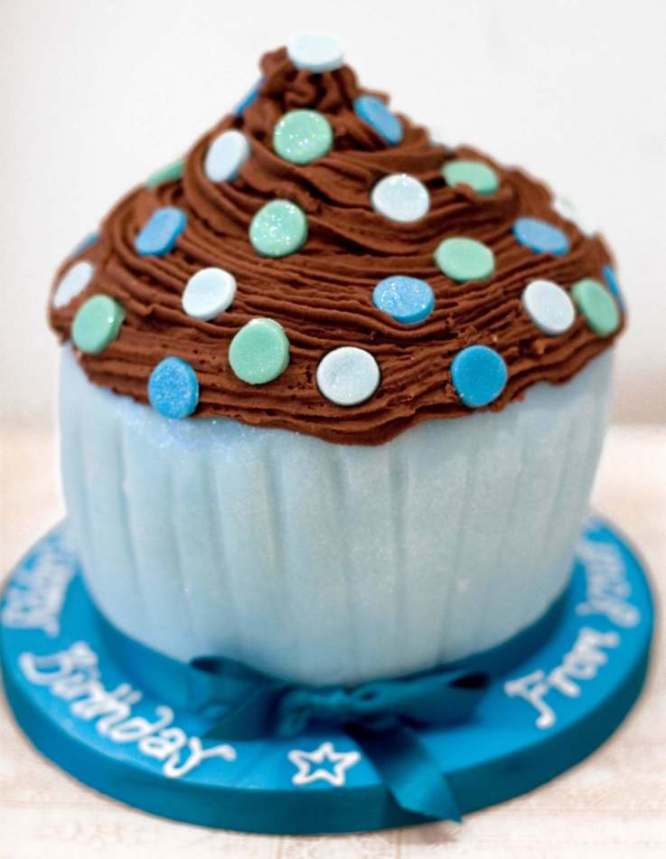 Morrisons Box Cup Cakes