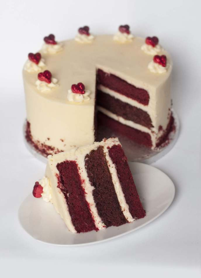 Red Velvet Layer Cake Layer Cakes