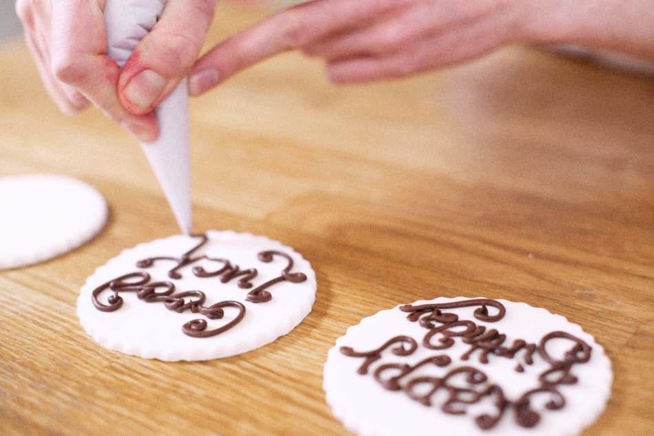 Cake Decorating Business Glasgow Set Up
