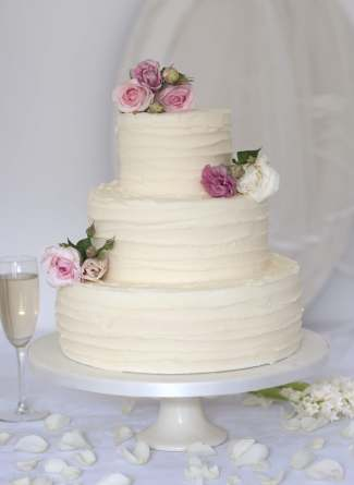 light pink and gray wedding cakes cake shop in edinburgh glasgow liggy s cakes 16871