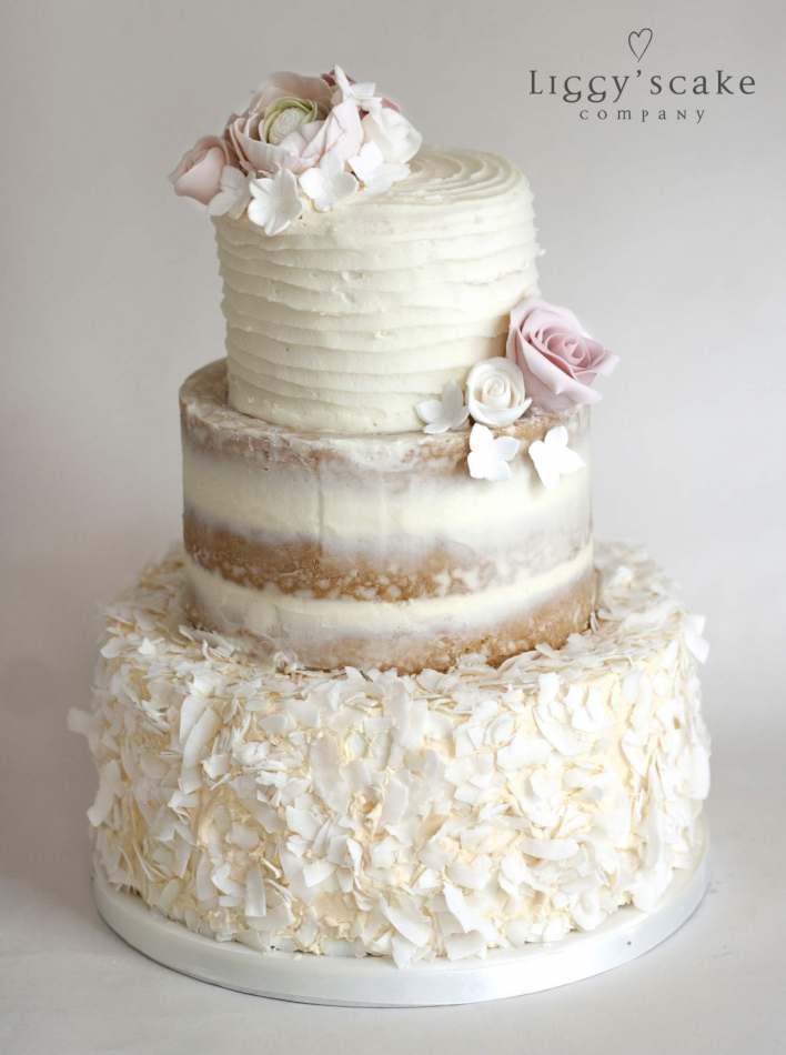 coconut wedding cake pictures neapolitan wedding cakes 12892