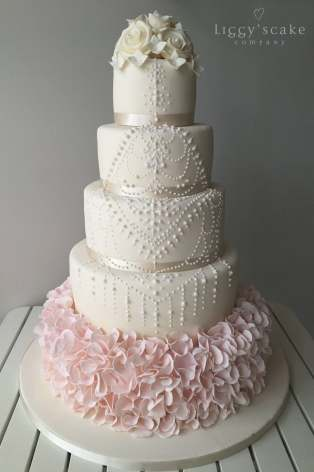 Tier Wedding Cake Designs